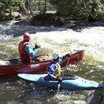 canoe-in-the-laurentians