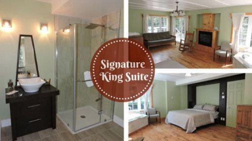 Signature King Suite Beaux Rêves
