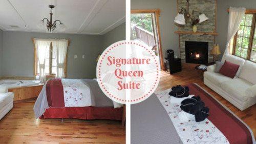 Signature Queen Suite Beaux Rêves