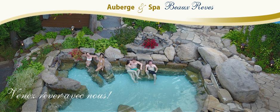 auberge and spa Beaux Rêves