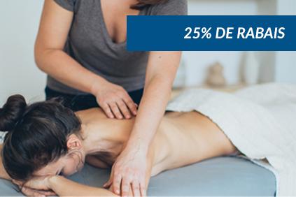 Rabais Sur Massage