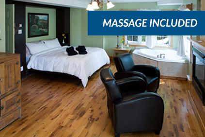 Massage + Hotel Package