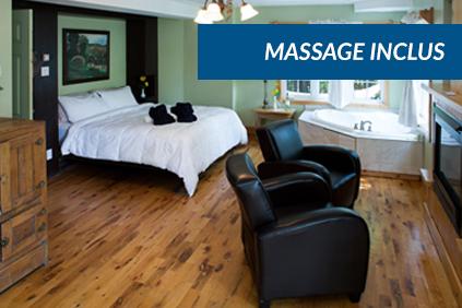 Forfait Hotel Et Massage